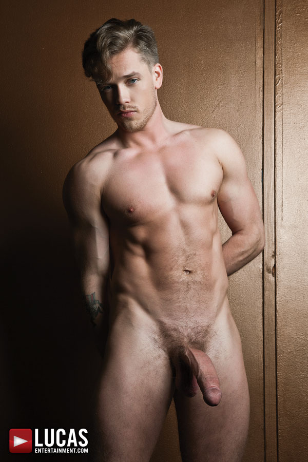 Lucas Knight - Gay Model - Lucas Entertainment