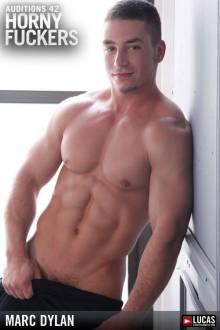 Marc Dylan - Gay Model - Lucas Entertainment