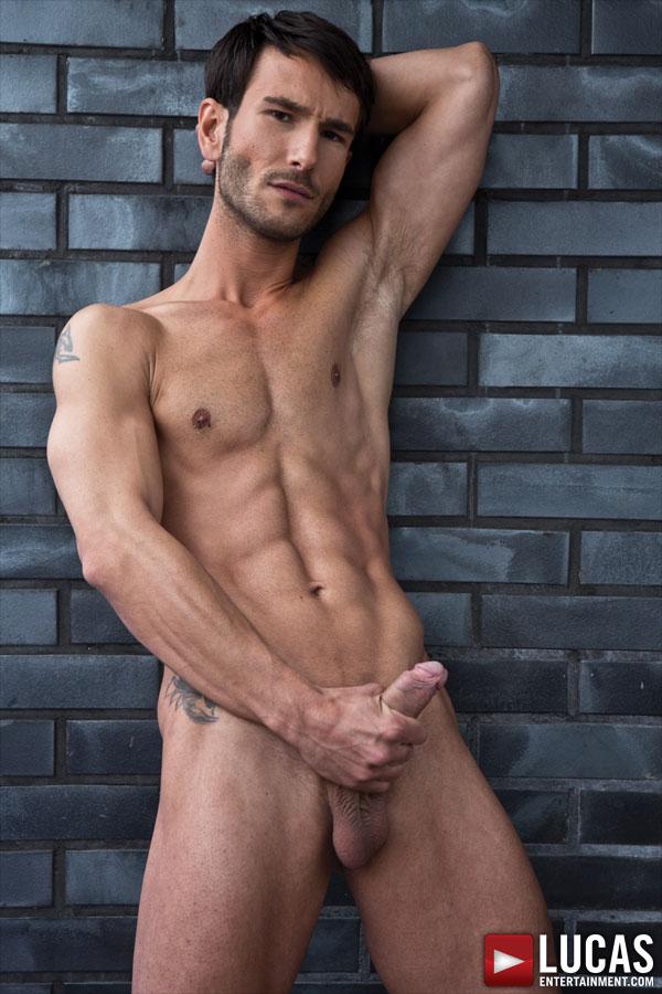 Mark Sanz - Gay Model - Lucas Entertainment