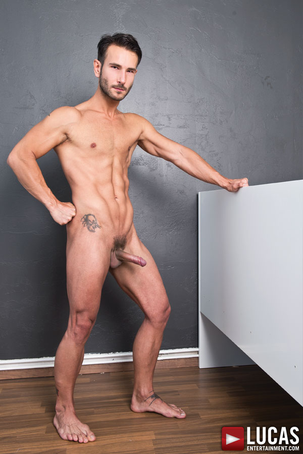 Mark Sanz - Gay Model - Lucas Entertainment