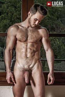 Marq Daniels - Gay Model - Lucas Entertainment