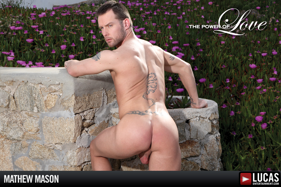 Mathew Mason - Gay Model - Lucas Entertainment