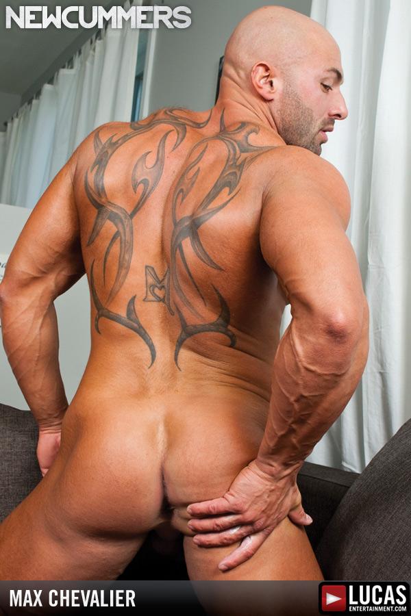 Max Chevalier - Gay Model - Lucas Entertainment