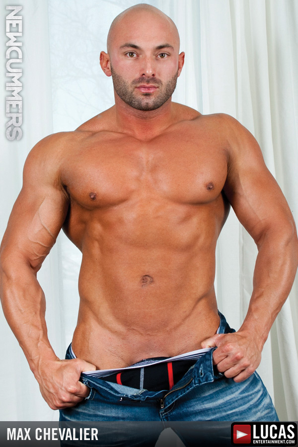 Max Chevalier - Gay Model - Lucas Entertainment