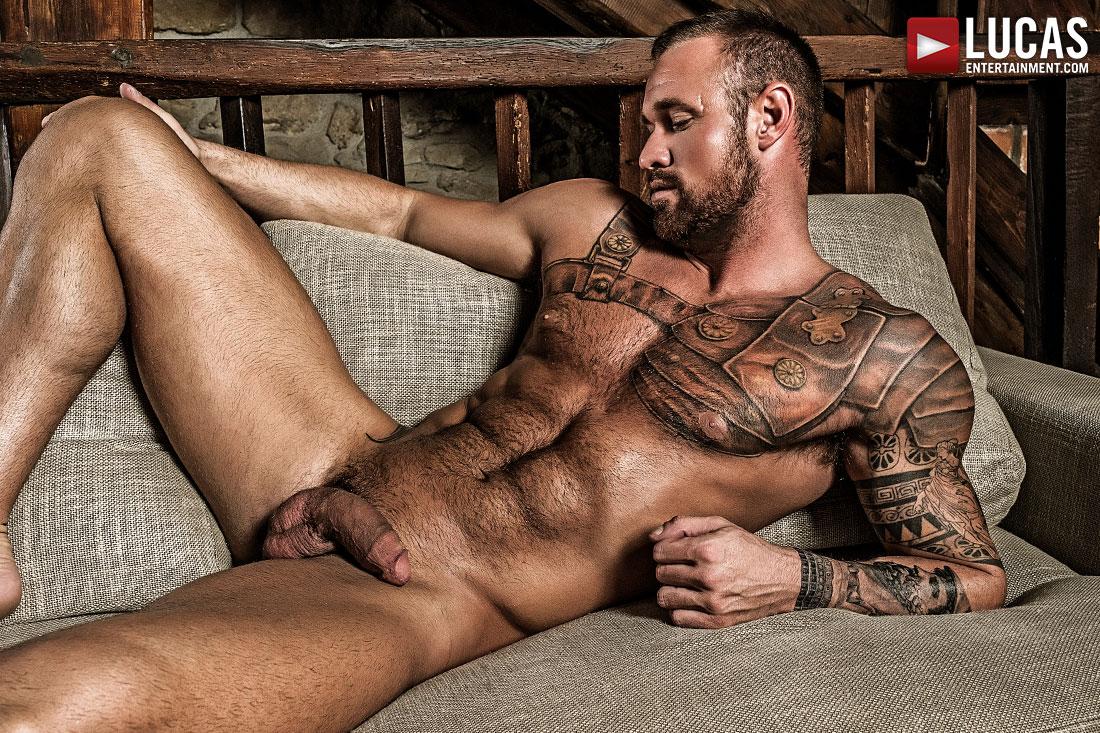 Michael Roman - Gay Model - Lucas Entertainment