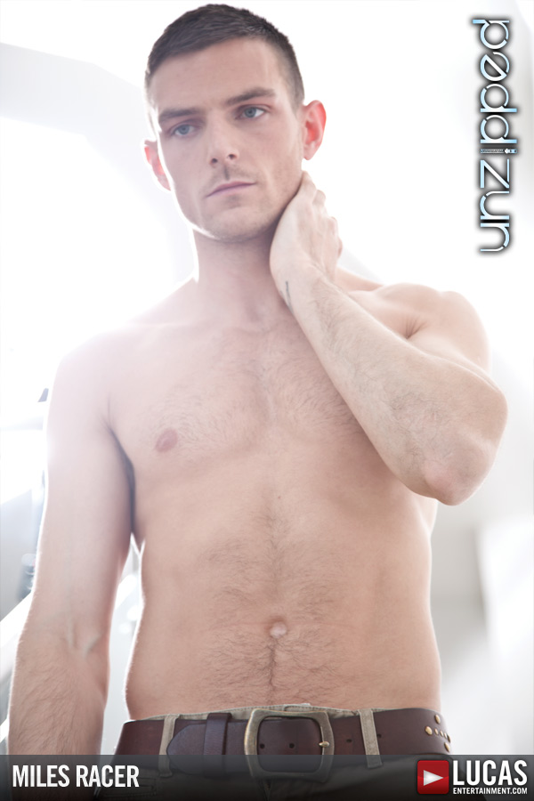 Miles Racer - Gay Model - Lucas Entertainment