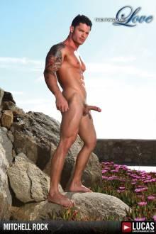 Mitchell Rock - Gay Model - Lucas Entertainment
