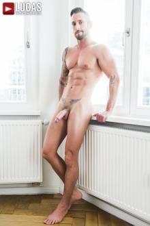 Nick North - Gay Model - Lucas Entertainment