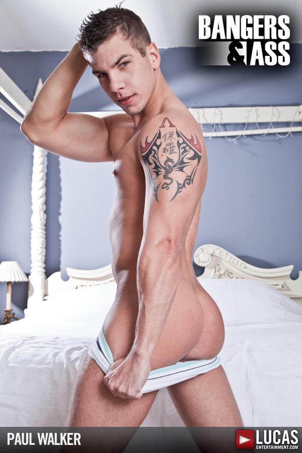Paul Walker - Gay Model - Lucas Entertainment
