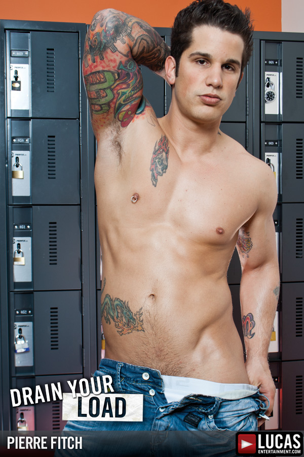 Pierre Fitch - Gay Model - Lucas Entertainment