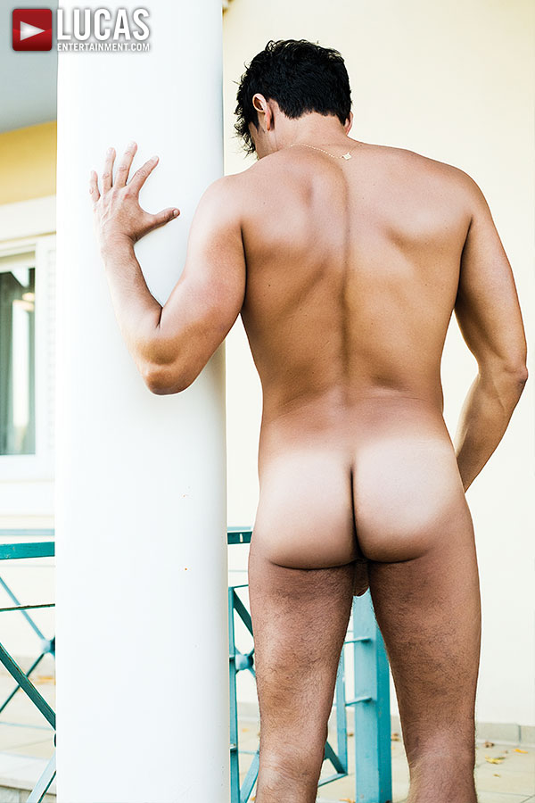 Rafael Carreras - Gay Model - Lucas Entertainment
