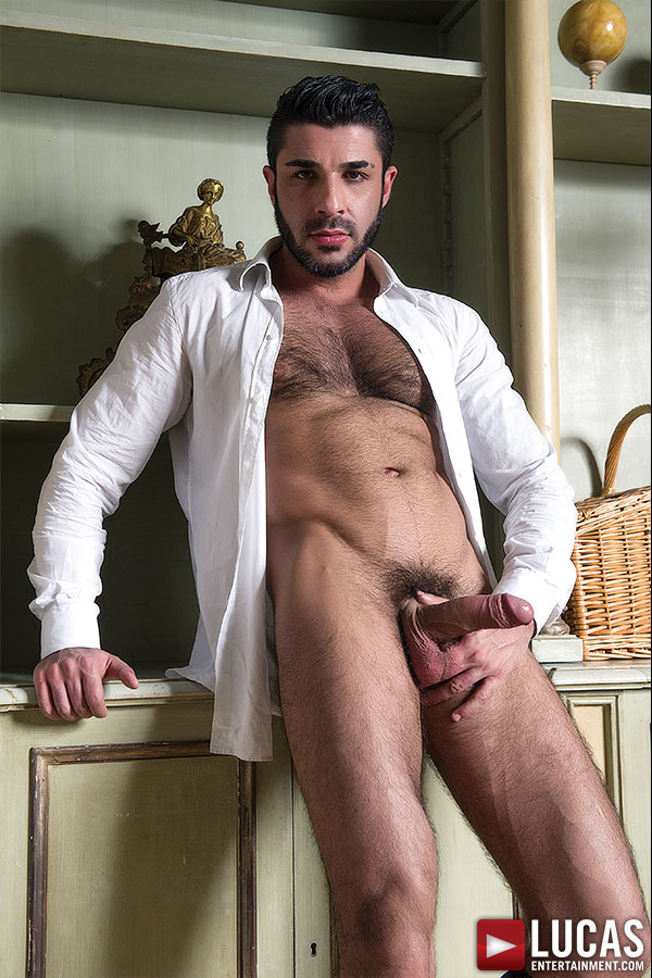 Raul Korso - Gay Model - Lucas Entertainment