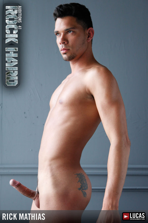 Rick Mathias - Gay Model - Lucas Entertainment