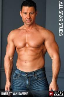 Robert Van Damme - Gay Model - Lucas Entertainment