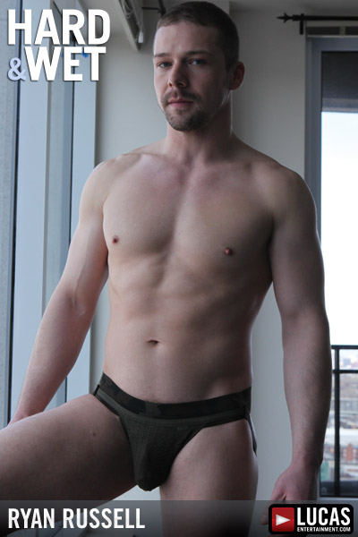 Ryan Russell - Gay Model - Lucas Entertainment