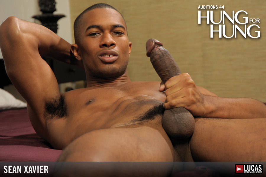 Sean Xavier - Gay Model - Lucas Entertainment