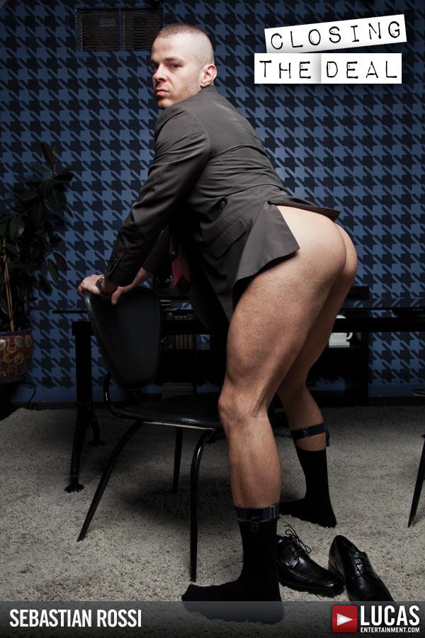 Sebastian Rossi - Gay Model - Lucas Entertainment
