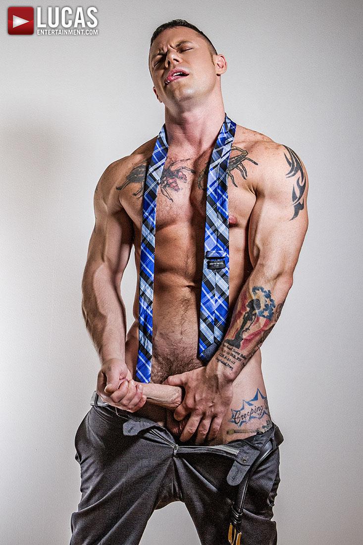 Sergeant Miles - Gay Model - Lucas Entertainment