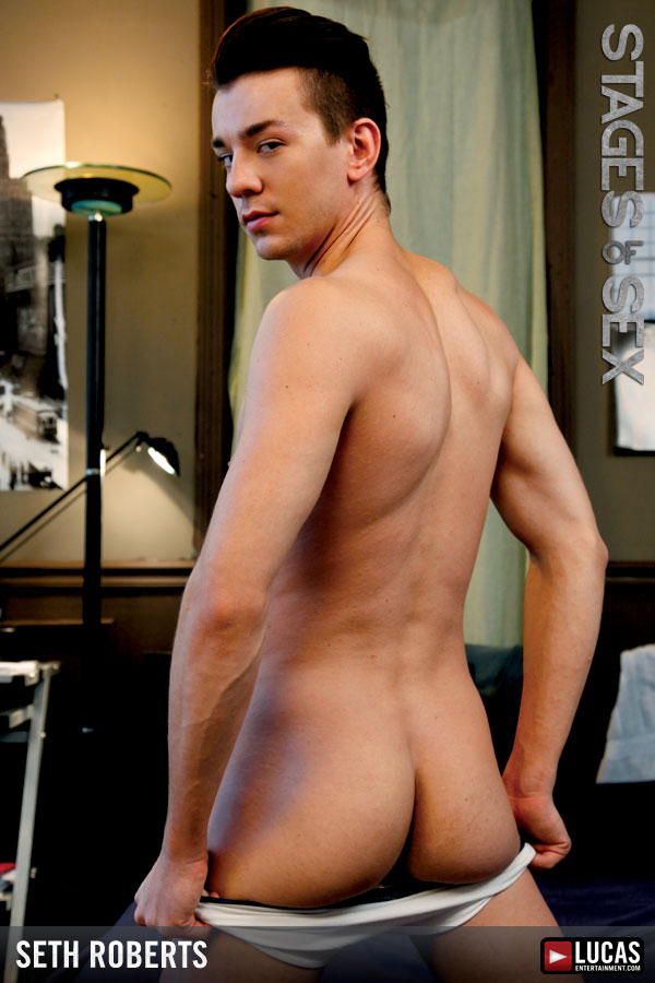 Seth Roberts - Gay Model - Lucas Entertainment