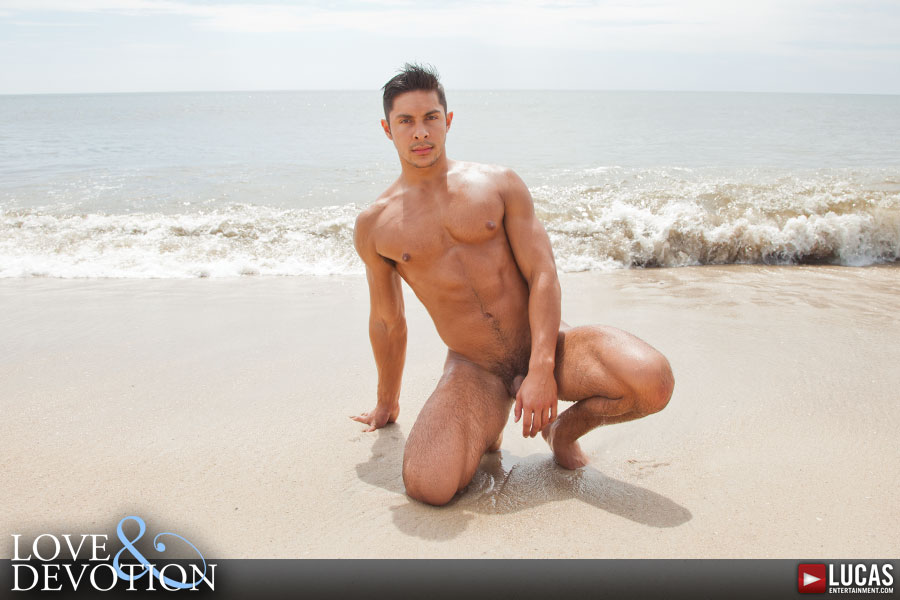 Seth Treston - Gay Model - Lucas Entertainment