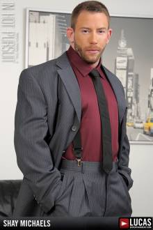 Shay Michaels - Gay Model - Lucas Entertainment
