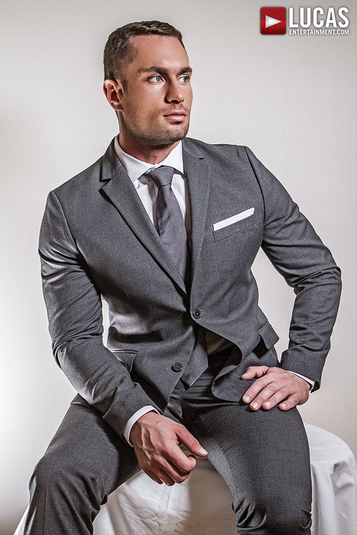 Stas Landon - Gay Model - Lucas Entertainment