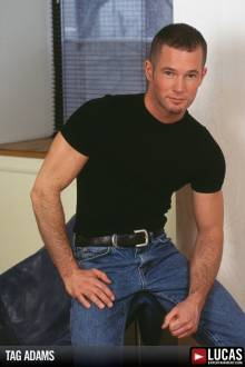 Tag Adams - Gay Model - Lucas Entertainment