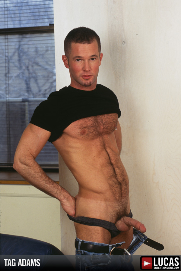 Tag Adams - Gay Model - Lucas Entertainment