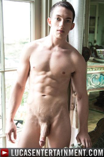 Hot boy bondage