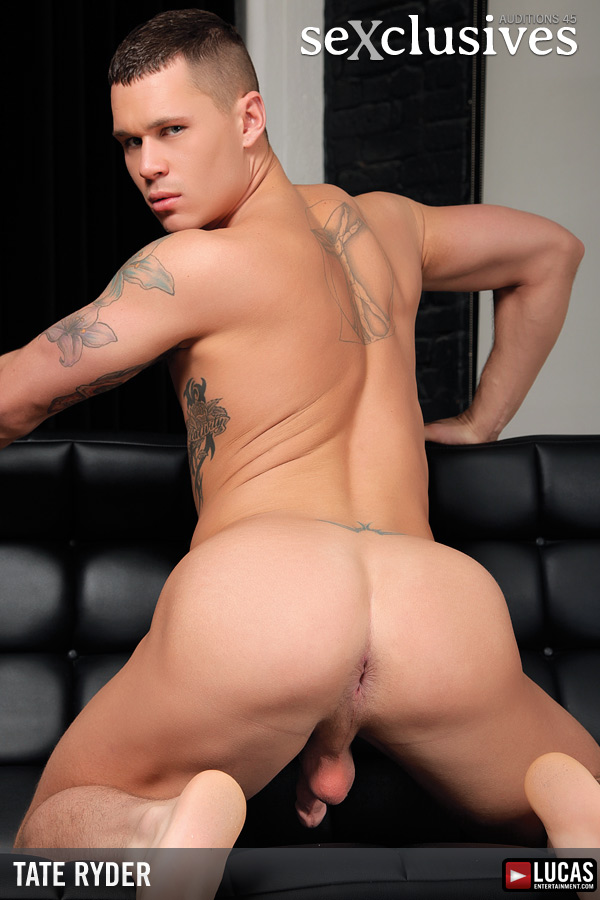 Tate Ryder - Gay Model - Lucas Entertainment