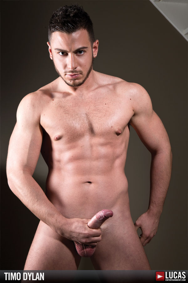 Timo Dylan - Gay Model - Lucas Entertainment