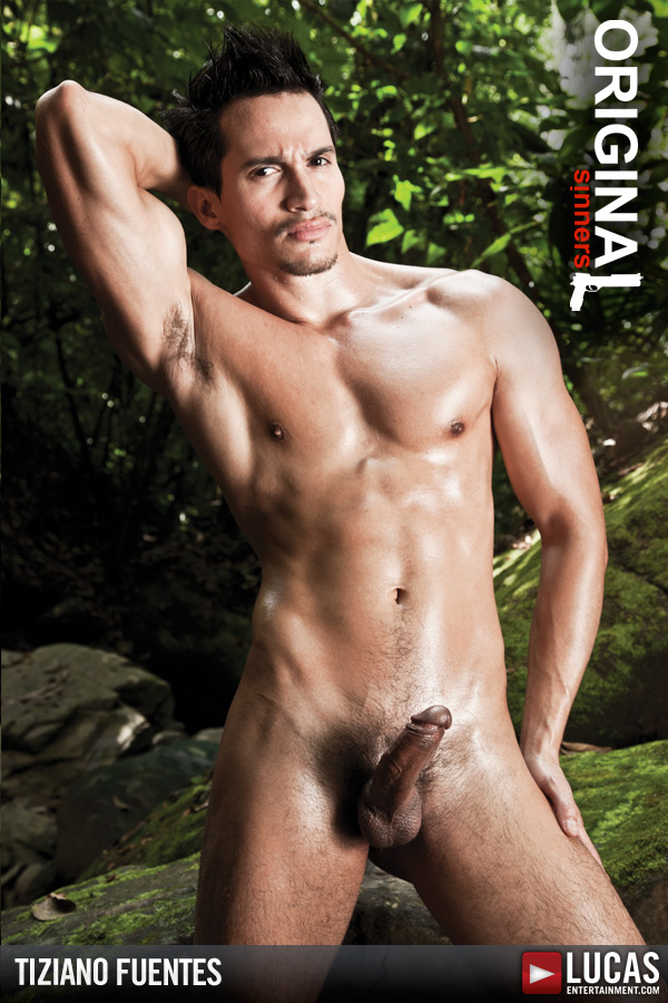 Tiziano Fuentes - Gay Model - Lucas Entertainment