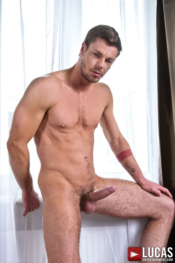 Tomas Brand  Gay Porn Models  Lucas Entertainment