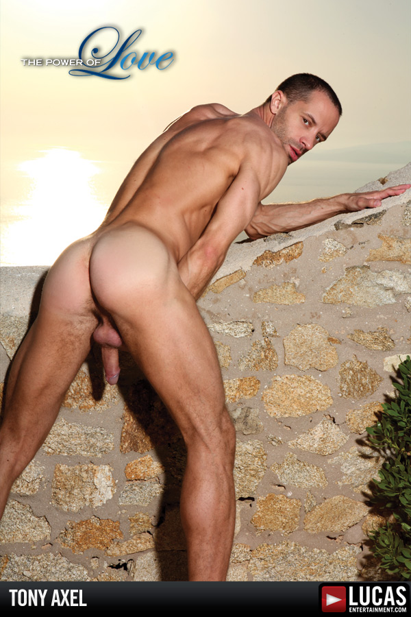 Tony Axel - Gay Model - Lucas Entertainment