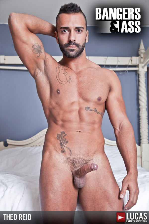 Tony Rivera - Gay Model - Lucas Entertainment