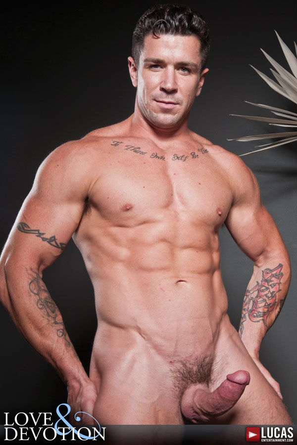 Trenton Ducati - Gay Model - Lucas Entertainment