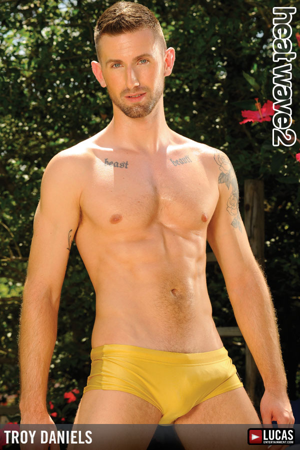 Troy Daniels - Gay Model - Lucas Entertainment
