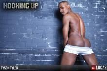 Tyson Tyler - Gay Model - Lucas Entertainment