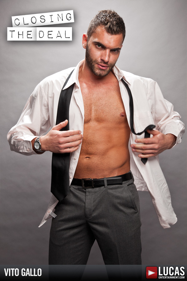 Vito Gallo - Gay Model - Lucas Entertainment