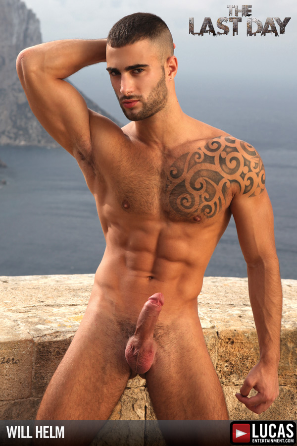 Will Helm - Gay Model - Lucas Entertainment