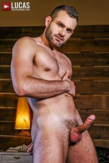 Wolf Rayet - Gay Model - Lucas Entertainment