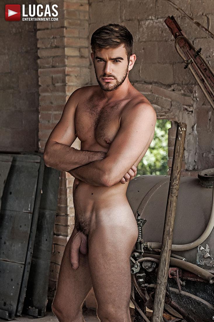 Zander Craze - Gay Model - Lucas Entertainment