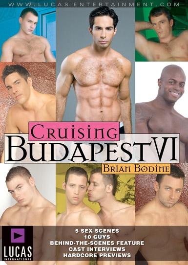 Cruising Budapest VI: Brian Bodine - Front Cover