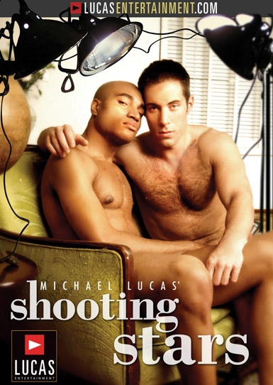 Shooting Stars - Front Cover
