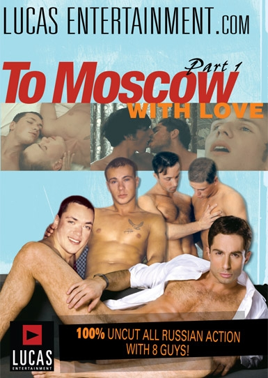 To Moscow With Love Front Cover