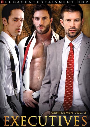 Gentlemen 03: Executives - Front Cover