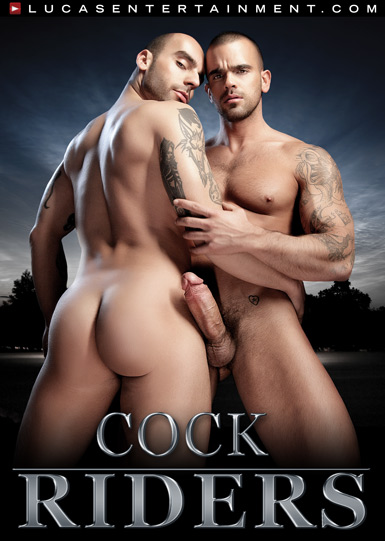 Cock Riders - Front Cover