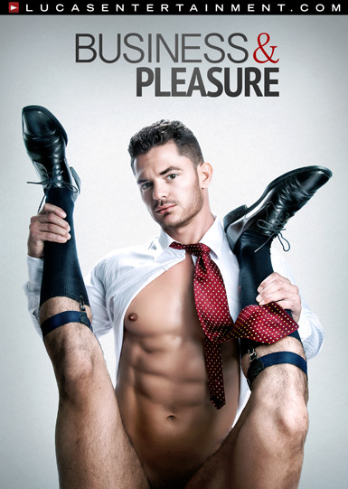 Gentlemen 05: Business & Pleasure - Front Cover