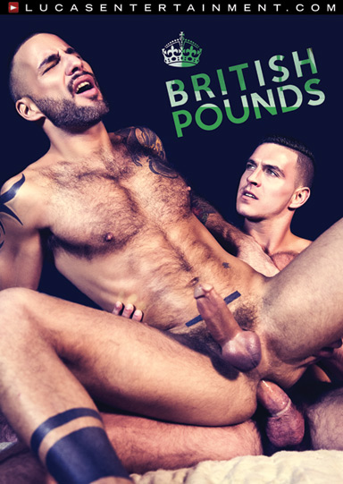 British Pounds - Front Cover