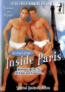 Inside Paris Front Cover